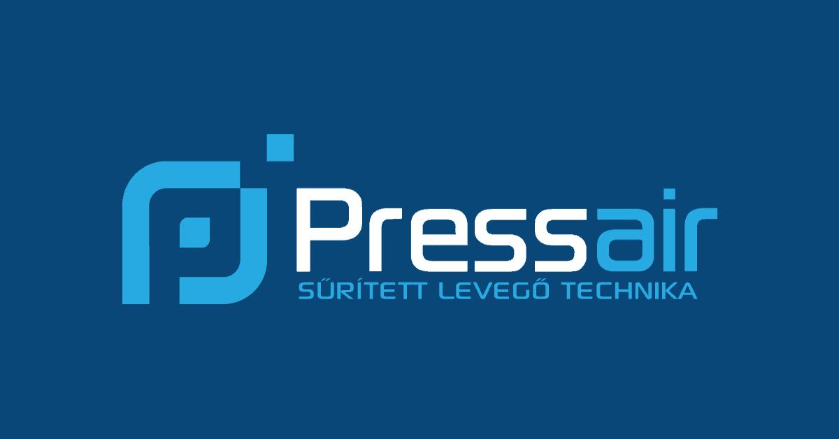 Pressair logó