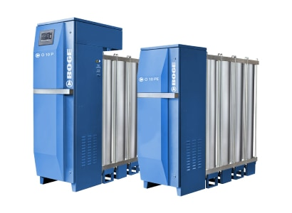 O2- Ipari gáz generátor