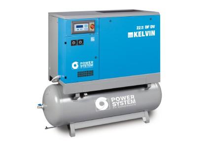 Kelvin 11-270 DF DV – Kelvin 22-500 DF DV sorozat